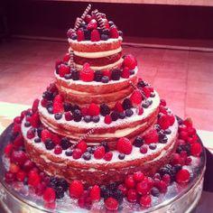 Gabi Mello Cozinha: A Era do Naked Cake