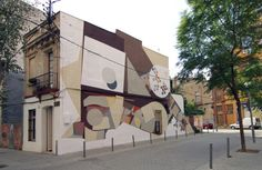 Global Street Art • Big coolness from spogo15 in Spain...