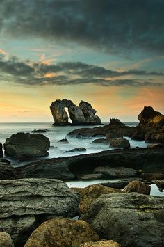Liencres, Cantabria, Spain