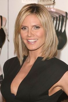shoulder length hairstyles - Google Search