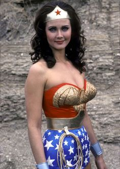 MY HERO! Wonder Woman - had its origins in a November 1975 TV movie — The New, Original Wonder Woman. The movie & series starred Lynda Carter as Wonder Woman/Diana Prince. It aired first on ABC - and later on CBS - Linda Carter, To The Bone Movie, Superhero Movies, Movie Costumes, Celebs, Celebrities, Supergirl, Marvel Dc, Movie Stars