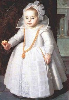 Elizabethan era child