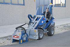 S630+ avec fraise pour asphalte Lawn Mower, Outdoor Power Equipment, Public, Pavement, Strawberry, Interview, Lawn Edger