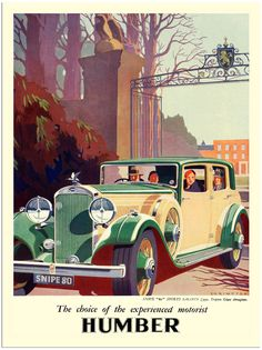 art deco car poster - Google Search