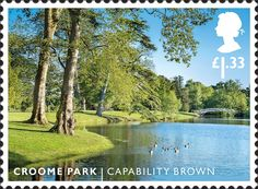 Celebrating the splendid landscape gardens of Lancelot 'Capability' Brown, on the 300th anniversary of his birth.
