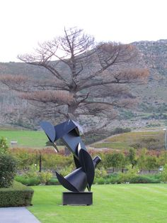 All over the spectacular gardens are Eduardo Villa modern metal sculptures that add a visual feast to the scenery Metal Sculptures, Sculpture Art, Cape Town Hotels, Scenery, Lens, Villa, Gardens, Gallery, Modern