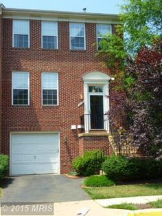 7710 RACHAEL WHITNEY LN, Alexandria, VA 22315 (MLS # FX8680290) - Herbert Riggs Realtor - Very well maintained end unit. Great Townhouse in private niche in Kingstowne''s  South Village. Master bath with soaking tub. Fully finished basement with walk-out
