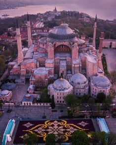 The 26 best photos of Istanbul ever taken - nactumu Abu Dhabi, Hagia Sophia Istanbul, Cool Pictures, Cool Photos, S Bahn, Turkey Travel, Turkey Tourism, Islamic Architecture, Istanbul Turkey