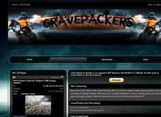Gravepackers  We're a group of mature multi-national gamers and are currently recruiting all ages! We have a fun 32 player Battlefield 3 server running all of your favorite maps and game modes! We run anti cheat programs and have active admins.