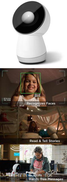 JIBO - Le robot domestique | 33 produits incroyablement intelligents qui sont sortis en 2014