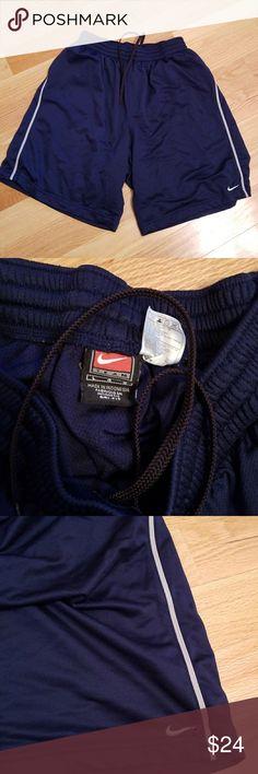 Men's Nike dry fit mesh shorts Blue Nike dry fit mesh shorts Nike Shorts Athletic