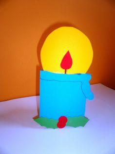S o f i a' s K i n d e r g a r t e n: Ιδέες για ΧΡΙΣΤΟΥΓΕΝΝΙΑΤΙΚΕΣ ΚΑΡΤΕΣ(συλλογή από διάφορες χρονιές) Christmas Crafts, Table Lamp, Paper Crafts, Blog, Cards, Classroom, Home Decor, Xmas, Class Room