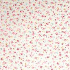 Lecien Old New 30's by Atusko Matsuyama, small floral pink