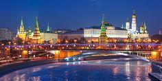 ab 365 € -- Frühlingstage in Moskau inklusive Flug & Hotel