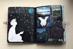Instagram dtodream  space  dreamer smashbook