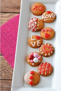 easy valentine party recipes