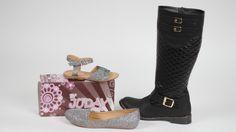 """En el Pabellón """"Marcas GTO"""" de la Feria Estatal de León encontraras Calzado Juday. Un producto de calidad hecho en Guanajuato que te va a encantar."""