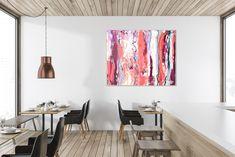 I Belong Here, Acrylic on Canvas, Chelsea Klamm 2019 Chelsea, Fluid Acrylics, Vibrant Colors, Abstract Art, Fine Art, Canvas, Wall, Pattern, Painting