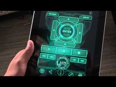 """Demo of the """"Iron Man 3"""" JARVIS app why no Android"""