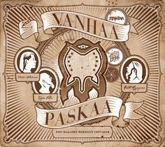 Stam1na - Vanhaa Paskaa (Old shit) One of first albums...