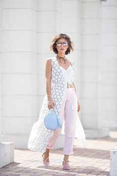 New Fashion Summer 2017 Street Look 67 Ideas New Fashion, Girl Fashion, Fashion Looks, Fashion Outfits, Fashion Styles, Dress Outfits, Style Fashion, Fashion Tips, Elegant Summer Outfits