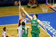Διέλυσε 95-74 την Λαμποράλ ο Παναθηναϊκός. Basketball Court, Sports, Hs Sports, Sport