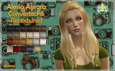 Alesso Aurora Converted & Retextured
