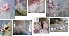 Tutus and Flowers - Laurence Amelie for Shabby Chic