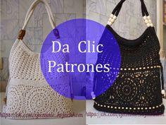 Materiales gráficos Gaby: Colección de bolsos en ganchillo incluye 25 diseños
