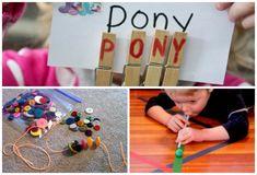 Montessori aktivity pre 2 – 6 ročné deti