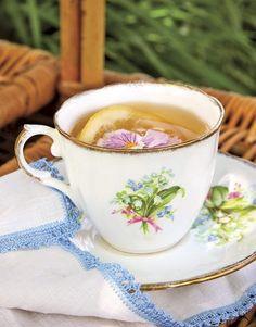 Cozycakes Cottage tea.