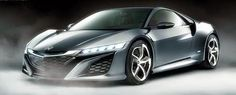 2015 Honda NSX Design Review | CAR DRIVE AND FEATURE