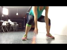 The Agility Sandwich Workout | Roller Derby Athletics - YouTube