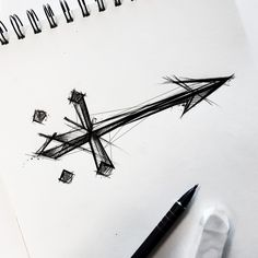 Special request made by another artist (with some proper painting skills). Geometric Compass, Atlas Tattoo, Black Paper Drawing, Arrow Tattoos, Tatoos, Tattoo Now, Tattoo Photography, Spray Paint Art, Tattoo Project