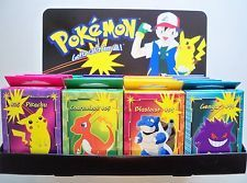 Pokemon: Complete Mint Set of 24 Mini Puzzles in Original Display Case; 1999 TM  get it http://ift.tt/2dcL68e pokemon pokemon go ash pikachu squirtle
