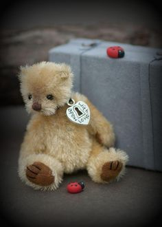 Inge Bears at Silly Bears - New and Vintage Collectable Teddy Bears, Aberdeen, Scotland