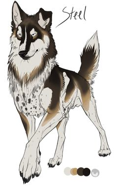anime wolves - Google Search