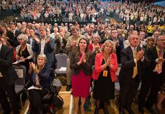 Liberal Democrats attend a special tribute to exleader Charles Kennedy on the fourth day of the Liberal Democrats annual conference on September Charles Kennedy, Liberal Democrats, September 22, Bournemouth, Conference, Business, Pictures, Photos, Photo Illustration