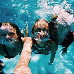 Imagen de summer, girl, and friends
