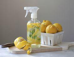 DIY Natural Spray Cleaner | NUDE Skincare