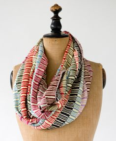 Angelica Infinity Scarf - Noonday Collection