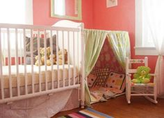 Keep Baby Feeling Safe and Entertained in His Own Cubby Space