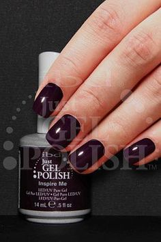 47 Ibd Just Gel Polish Inspire Me, 14 мл. - гелевый лак