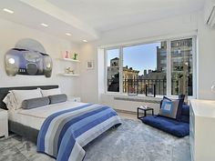 The Volney Penthouse in New York