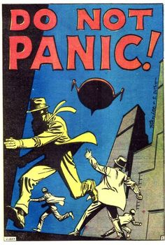 Splash page by Steve Ditko from Strange Tales published by Marvel Comics, April Sci Fi Comics, Bd Comics, Horror Comics, Manga Comics, Comic Book Artists, Comic Artist, Comic Books Art, Vaporwave, Bd Pop Art