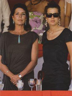Juni 2008 - via Reni Andrea Casiraghi, Charlotte Casiraghi, Monaco Princess, Princess Caroline Of Monaco, Princess Charlene, Caroline Von Monaco, Charlene Of Monaco, Princess Grace Kelly, Princess Stephanie