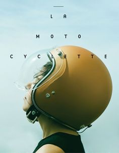 La Moto Cyclette - Graphic Design