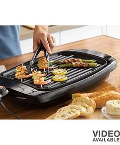 Food Network Reversible Grill & Griddle