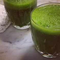 2014 Cleansing Sweet Green Smoothie