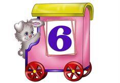 УЧИМ ЦИФРЫ   OK.RU Kids Education, Toy Chest, Clip Art, Author, Album, Yandex Disk, Maths, Infant Activities, Softies